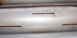 Stainless steel piping